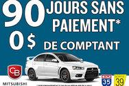 Mitsubishi Outlander ES, 2 RM, CAPACITÉ DE REMORQUAGE 1500 LBS 2016