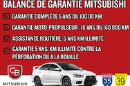 Mitsubishi RVR ES,CLIMATISATION,GROUPE ÉLECTRIQUE 2015