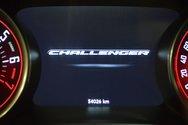 Dodge Challenger SXT Plus CUIR TOIT OUVRANT SIÈGES CHAUFFANTS 2016