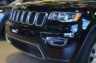 Jeep Grand Cherokee LIMITED CUIR GPS CAMÉRA DE RECUL 2017