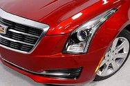 2016 Cadillac ATS Sedan Standard RWD