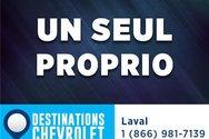 Chevrolet Cruze **RÉSERVÉ** LT, CAMERA, BLUETOOTH 2015