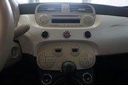 Fiat 500 Lounge 2013