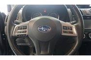 Subaru XV Crosstrek GPS CUIR TOIT LIMITED 2014
