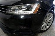 2016 Volkswagen Jetta 1.8 TSI COMFORTLINE BLUETOOTH TOIT