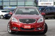 2014 Buick Verano REAR VISION CAMERA, REMOTE VEHICLE START