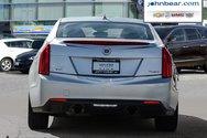 2014 Cadillac ATS JUST IN BALANCE OF GM WARRANTY