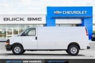 2017 Chevrolet Cargo VAN EXTENDED