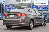 2018 Chevrolet Cruze LT TECHNOLOGY & CONVIENCE PKG