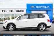 2012 Chevrolet Orlando JET Black