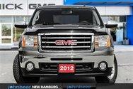 2012 GMC Sierra Ebony