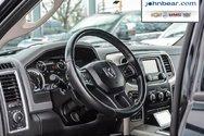 2014 Ram 1500 BIG HORN 5.7L V8 HEMI WITH FUEL SAVING TECHNOLOGY
