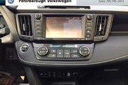 2017 Toyota RAV4 AWD Limited