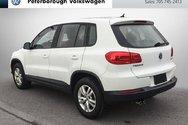 2015 Volkswagen Tiguan Trendline 6sp at Tip