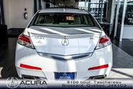 Acura TL w/Tech Pkg 2011