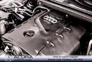 Audi A4 Komfort QUATTRO 2014