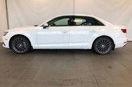 2017 Audi A4 Progressiv 2 KITS DE MAGS + PNEUS D'HIVER INCLUS