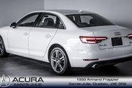 2017 Audi A4 Technik