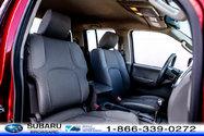 Nissan Frontier SV 4X4 2012