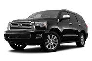 2018 Toyota Sequoia PLATINUM 5,7L