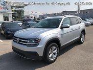 2018 Volkswagen Atlas Trendline 3.6 FSI  - $263.76 B/W
