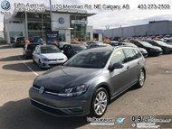 2018 Volkswagen GOLF SPORTWAGEN Comfortline DSG 4MOTION  - $166.80 B/W