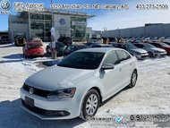 2014 Volkswagen Jetta 2.0 TDI Trendline+  - Certified - $120.71 B/W