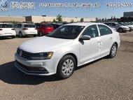 2017 Volkswagen Jetta Trendline +  -  Bluetooth - $141.30 B/W