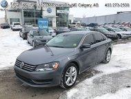 2014 Volkswagen Passat 1.8 TSI Comfortline  - Sport Package - $136.97 B/W