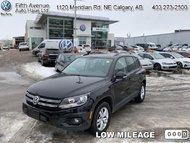 2015 Volkswagen Tiguan Trendline  - $155.04 B/W