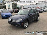 2017 Volkswagen Tiguan Wolfsburg Edition  - Certified - $155.23 B/W