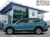 2018 Volkswagen Tiguan Trendline  - Certified - $191.02 B/W