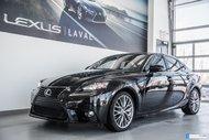 Lexus IS 250 LUXE / Navigation / Caméra / Cuir 2015