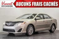 Toyota Camry 2013+LE+TOIT+MAGS17+BLUETOOTH+A/C+GR ELEC COMPLET 2013