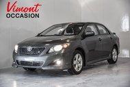 Toyota Corolla 2010+S+A/C+GE ELEC+MAGS 2010