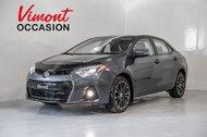 Toyota Corolla S+MAGS+TOIT+CAMERA DE RECUL 2014