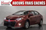 Toyota Corolla 2015+S+CAMERA RECUL+SIEGES CHAUFFANTS+BLUETOOTH 2015