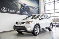 Toyota RAV4 AWD / Navigation-Gps/ Cuir-Leather 2013