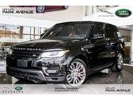 2016 Land Rover Range Rover Sport V8 Supercharged Dynamic *Certifié*