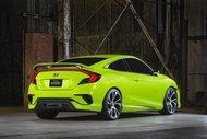 Honda surprend avec une nouvelle Civic