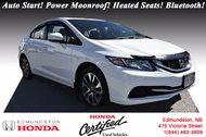 2013 Honda Civic Sedan EX