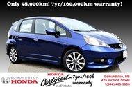 Honda Fit Sport 2014