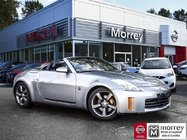 2006 Nissan 350Z Roadster Black Top * Heated Leather Seats, Bose!