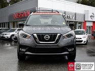2018 Nissan KICKS SR * Fully-loaded, Bose, 360° Camera, Bluetooth!