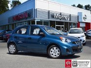 2018 Nissan Micra S * Air Conditioning, Cruise Control