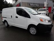 2016 Nissan NV200 S * Compact Cargo Commercial Van, Low KM!
