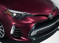 Toyota Corolla 2017 : au sommet pour une raison