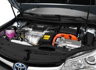 Toyota Camry Hybrid LE 2016