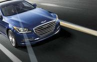 Vidéo exclusive de la berline Genesis 2015 de Hyundai -- Châssis