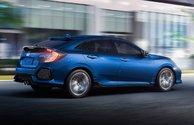 La nouvelle Honda Civic Hatchback 2017 : celle que l'on attendait